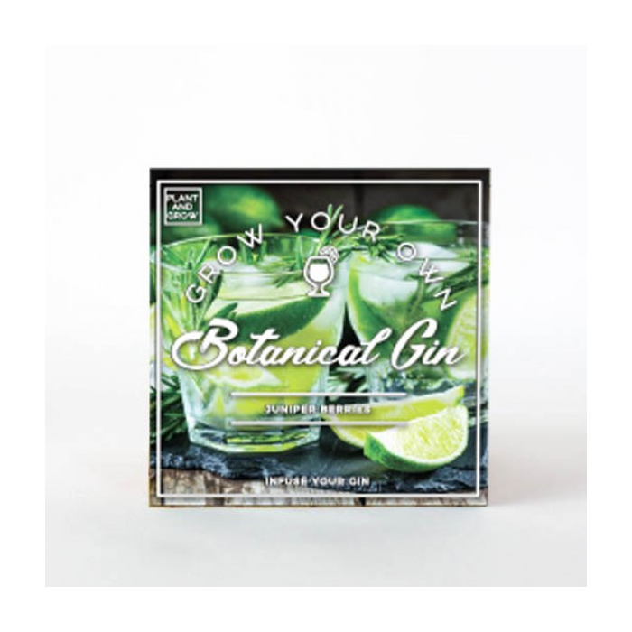 Grow your own - Botanical gin